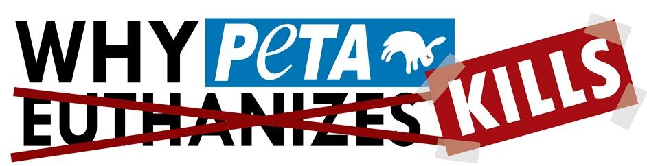 Why PETA Kills